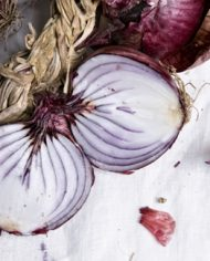 red onions from Tropea