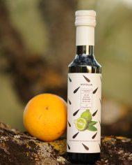 vitulia flavoured extra virgin oil with calabrian bergamot